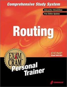 CCNP Routing Exam Cram Personal Trainer (Retail): Exam: 640-503
