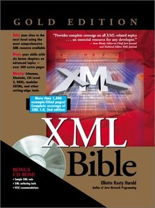 XML Bible, Gold Edition-cover