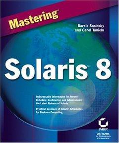 Mastering Solaris 8 (Paperback)-cover