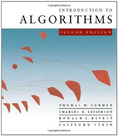 Introduction to Algorithms, 2/e-cover