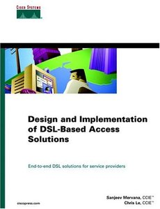 Design and Implementation of DSL-Based Access Solutions (Hardcover)-cover