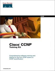 Cisco CCNP Training Kit-cover