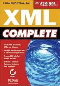 XML Complete-cover