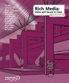 Rich Media StudioLab: Video and Sound in Flash (Paperback)-cover