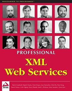 Professional XML Web Services-cover