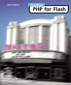 Foundation PHP for Flash-cover