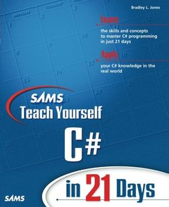 Sams Teach Yourself C# in 21 Days-cover
