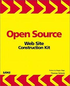 Open Source Web Site Construction Kit (Paperback)-cover