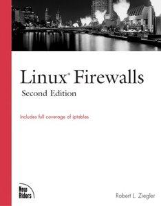 Linux Firewalls, 2/e-cover