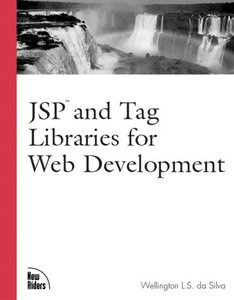 JSP and Tag Libraries for Web Development (Paperback)-cover