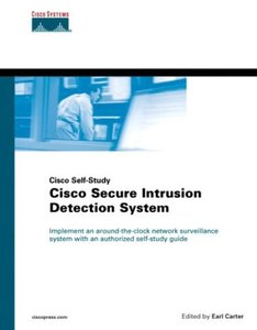 Cisco Secure Intrusion Detection System (Hardcover)-cover