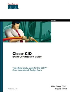 Cisco CID Exam Certification Guide-cover