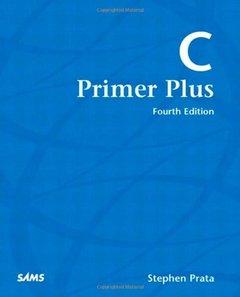 C Primer Plus, 4/e-cover