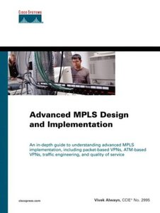 Advanced MPLS Design and Implementation-cover