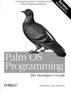 Palm OS Programming: The Developer's Guide, 2/e-cover