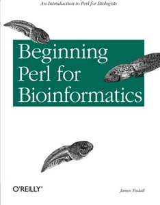 Beginning Perl for Bioinformatics (Paperback)-cover