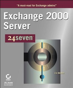 Exchange Server 2000 24seven-cover