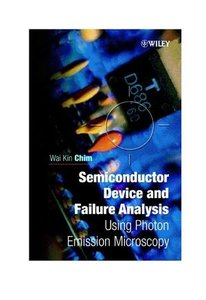 Semiconductor Device and Failure Analysis: Using Photon Emission Microscopy-cover
