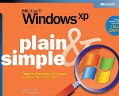Microsoft Windows XP Plain & Simple-cover