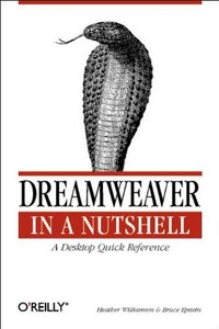 Dreamweaver in a Nutshell (Paperback)-cover