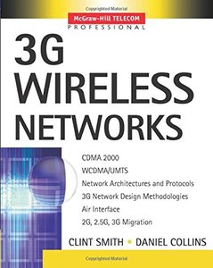 3G Wireless Networks-cover