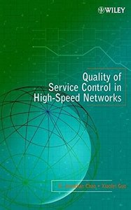 Quality of Service Control in High-Speed Networks (Hardcover)-cover
