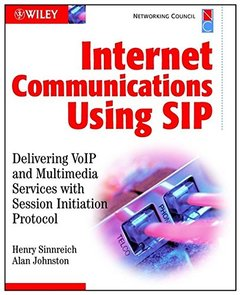 Internet Communications Using SIP-cover