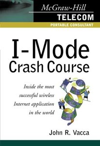 i-mode Crash Course-cover