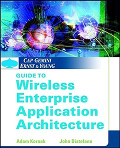 Cap Gemini Ernst & Young Guide to Wireless Enterprise Application Architecture-cover