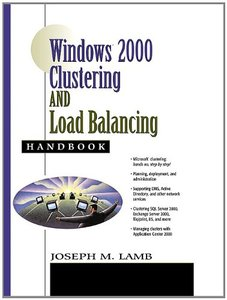 Windows 2000 Clustering and Load Balancing Handbook-cover