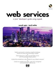 Web Services: A Java Developer's Guide Using e-Speak-cover