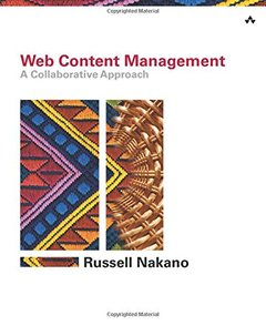 Web Content Management: A Collaborative Approach-cover