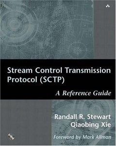 Stream Control Transmission Protocol (SCTP)-cover