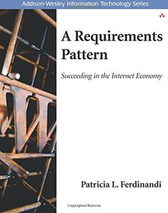 A Requirements Pattern: Succeeding in the Internet Economy-cover
