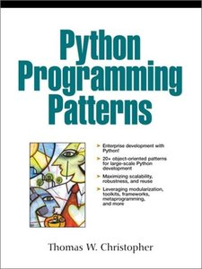 Python Programming Patterns-cover