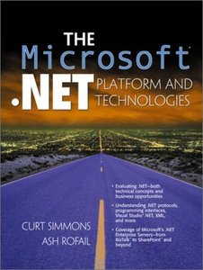 Microsoft .NET Platform and Technologies-cover