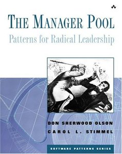 The Manager Pool: Patterns for Radical Leadership-cover
