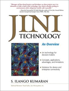 JINI Technology: An Overview-cover