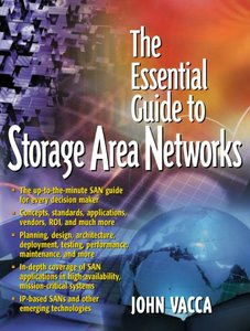 The Essential Guide to Storage Area Networks-cover