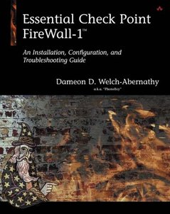Essential Checkpoint Firewall-1: An Installation, Configuration, and Troubleshoo-cover