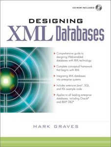Designing XML Databases (Paperback)-cover