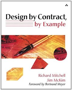 Design by Contract by Example (Paperback)-cover