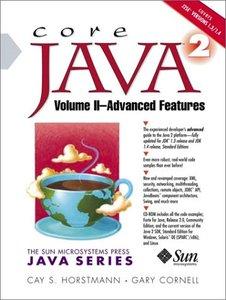 Core Java 2: Volume II--Advanced Features, 5/e-cover