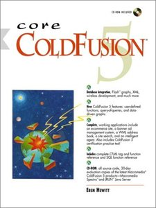 Core ColdFusion 5 (Paperback)-cover
