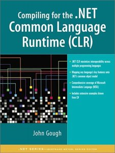 Compiling for the .NET Common Language Runtime-cover