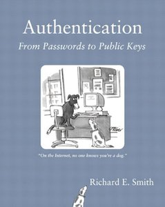 Authentication: From Passwords to Public Keys-cover