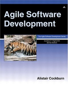 Agile Software Development-cover