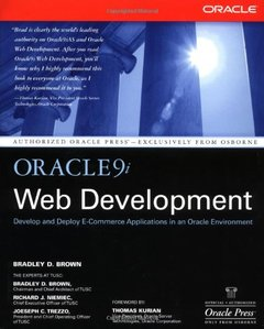Oracle9i Web Development, 2/e (Paperback)-cover