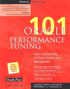 Oracle Performance Tuning 101-cover