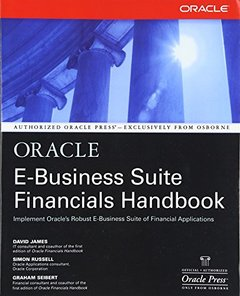Oracle e-business suite Financials Handbook, 2/e (Paperback)-cover